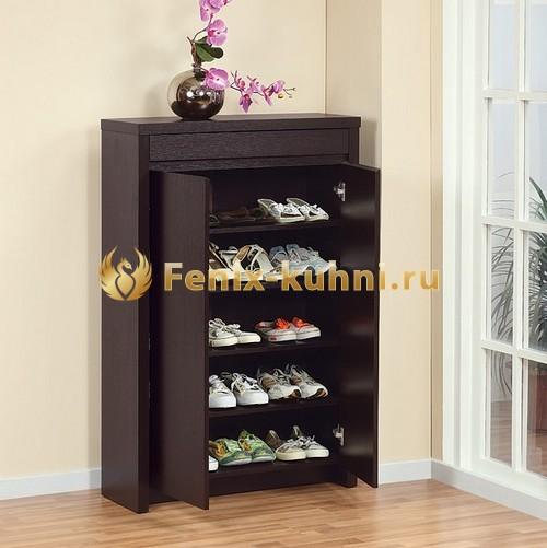 Шкаф для обуви в прихожую своими руками
