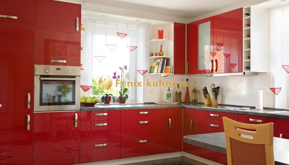 Красивые кухни фото 2016